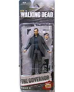 McFARLANE TOYS THE WALKING DEAD TV 5インチアクションフィギュア SERIES 6 THE GOVERNOR