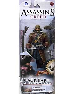 McFARLANE ASSASSIN'S CREED AMAZON限定 6インチアクションフィギュア BLACK BART BARTHOLOMEW ROBERTS
