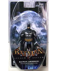 DC COLLECTIBLES BATMAN: ARKHAM ASYLUM BATMAN [ARMORED]