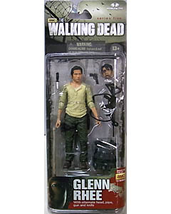 McFARLANE TOYS THE WALKING DEAD TV 5インチアクションフィギュア SERIES 5 GLENN RHEE