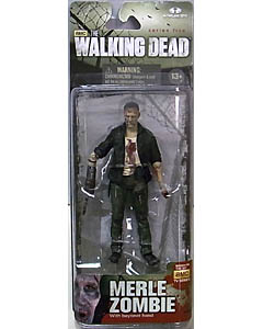 McFARLANE TOYS THE WALKING DEAD TV 5インチアクションフィギュア SERIES 5 MERLE ZOMBIE