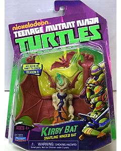 PLAYMATES NICKELODEON TEENAGE MUTANT NINJA TURTLES ベーシックフィギュア KIRBY BAT