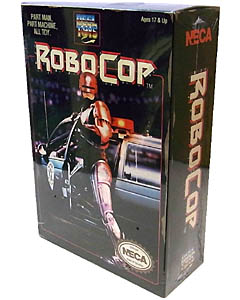 NECA ROBOCOP 7インチアクションフィギュア CLASSIC VIDEO GAME APPEARANCE