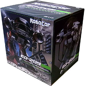 NECA ROBOCOP 10インチアクションフィギュア ED-209 WITH SOUND