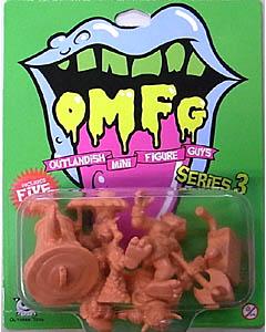OCTOBER TOYS OMFG SERIES 3 FLESH/PINK