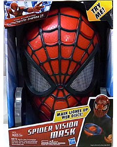 HASBRO 映画版 THE AMAZING SPIDER-MAN 2 SPIDER VISION MASK