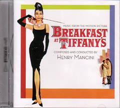 BREAKFAST AT TIFFANY'S ティファニーで朝食を