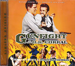 GUNFIGHT AT THE O.K. CORRAL OK牧場の決斗
