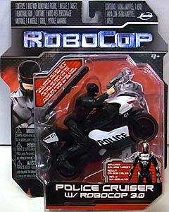JADA TOYS ROBOCOP [2014] POLICE CRUISER WITH ROBOCOP 3.0 [国内版]