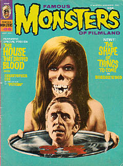 FAMOUS MONSTERS OF FILMLAND #86