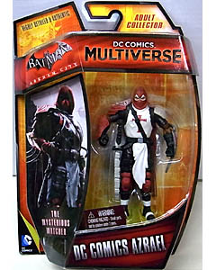 MATTEL DC COMICS MULTIVERSE 4インチアクションフィギュア BATMAN: ARKHAM CITY DC COMICS AZRAEL