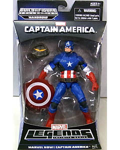 HASBRO MARVEL LEGENDS 2014 INFINITE SERIES CAPTAIN AMERICA MARVEL NOW! CAPTAIN AMERICA