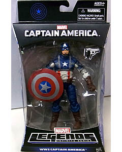 HASBRO MARVEL LEGENDS 2014 INFINITE SERIES CAPTAIN AMERICA WW2 CAPTAIN AMERICA パッケージ傷み特価