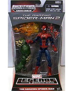 HASBRO MARVEL LEGENDS 2014 INFINITE SERIES SPIDER-MAN 映画版 THE AMAZING SPIDER-MAN 2 THE AMAZING SPIDER-MAN