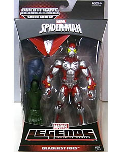 HASBRO MARVEL LEGENDS 2014 INFINITE SERIES SPIDER-MAN DEADLIEST FOES BEETLE