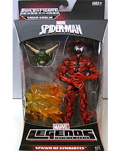 HASBRO MARVEL LEGENDS 2014 INFINITE SERIES SPIDER-MAN SPAWN OF SYMBIOTES CARNAGE パッケージ傷み特価