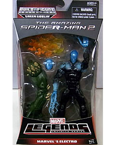 HASBRO MARVEL LEGENDS 2014 INFINITE SERIES SPIDER-MAN 映画版 THE AMAZING SPIDER-MAN 2 MARVEL'S ELECTRO