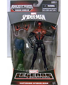 HASBRO MARVEL LEGENDS 2014 INFINITE SERIES SPIDER-MAN SUPERIOR SPIDER-MAN パッケージ傷み特価