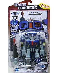 HASBRO TRANSFORMERS GENERATIONS DELUXE CLASS TANKOR [COMIC BOOK INCLUDED]