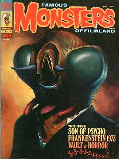 FAMOUS MONSTERS OF FILMLAND #104 ワケアリ特価
