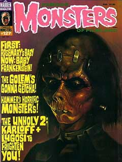 FAMOUS MONSTERS OF FILMLAND #127 ワケアリ特価