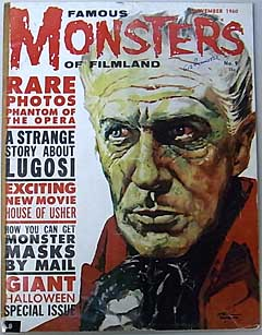FAMOUS MONSTERS OF FILMLAND #9 ワケアリ特価