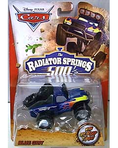 MATTEL CARS 2014 THE RADIATOR SPRINGS 500 1/2 シングル BLUE GRIT