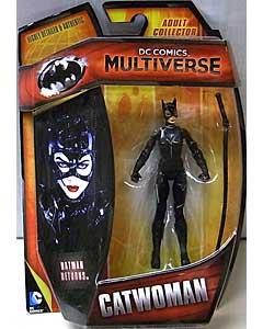 MATTEL DC COMICS MULTIVERSE 4インチアクションフィギュア BATMAN RETURNS CATWOMAN