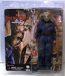 NECA FRIDAY THE 13TH PART V 8インチドール JASON VOORHEES [ROY]