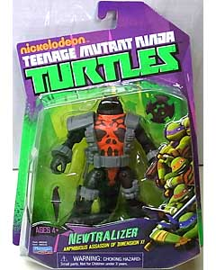 PLAYMATES NICKELODEON TEENAGE MUTANT NINJA TURTLES ベーシックフィギュア NEWTRALIZER