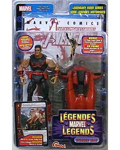 TOYBIZ MARVEL LEGENDS 11 LEGENDARY RIDER SERIES WONDER MAN [表記違い]