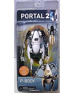 NECA PLAYER SELECT PORTAL 2 デラックス7インチアクションフィギュア P-BODY
