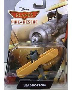 MATTEL PLANES 2 FIRE & RESCUE シングル LEADBOTTOM
