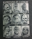 STAR WARS /EXPRESSIONS OF A WOOKIEE(グレー)