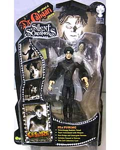 AZTECH TOYZ SILENT SCREAMERS SERIES 1 THE CABINET OF DR. CALIGARI CESARE [SILVER SCREEN EDITION]