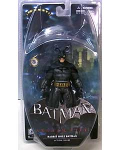 DC COLLECTIBLES BATMAN: ARKHAM CITY RABBIT HOLE BATMAN