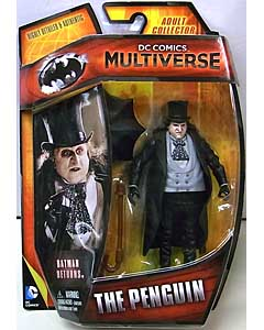 MATTEL DC COMICS MULTIVERSE 4インチアクションフィギュア BATMAN RETURNS THE PENGUIN