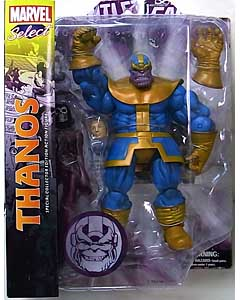 DIAMOND SELECT MARVEL SELECT THANOS 再販 パッケージ傷み特価