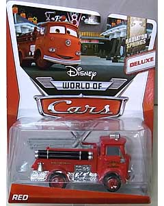 MATTEL CARS 2014 DELUXE RED