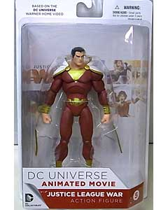 DC COLLECTIBLES DC UNIVERSE ANIMATED MOVIE JUSTICE LEAGUE WAR SHAZAM!