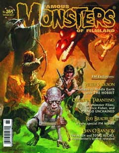 FAMOUS MONSTERS OF FILMLAND #265 [ホビットカバー]