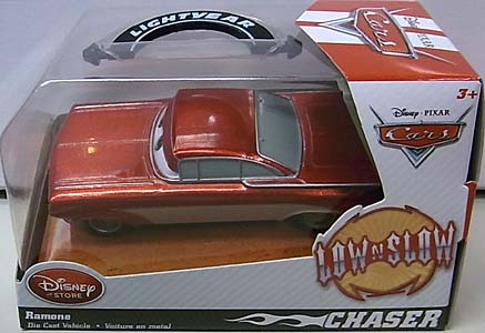 CARS 2014 USAディズニーストア限定 ダイキャストミニカー CHASER RAMONE
