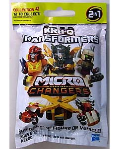 HASBRO KRE-O TRANSFORMERS KREON MICRO CHANGERS SERIES 4 1PACK