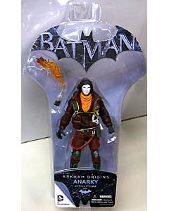 DC COLLECTIBLES BATMAN: ARKHAM ORIGINS SERIES 2 ANARKY