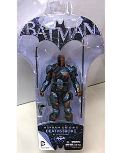DC COLLECTIBLES BATMAN: ARKHAM ORIGINS SERIES 2 DEATHSTROKE