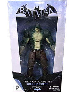 DC COLLECTIBLES BATMAN: ARKHAM ORIGINS SERIES 2 KILLER CROC