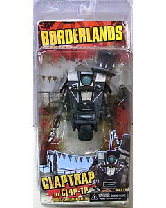 NECA PLAYER SELECT BORDERLANDS CLAPTRAP [GENTLEMAN CALLER]