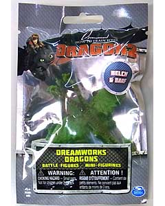 SPIN MASTER HOW TO TRAIN YOUR DRAGON 2 BATTLE FIGURE BELCH & BARF