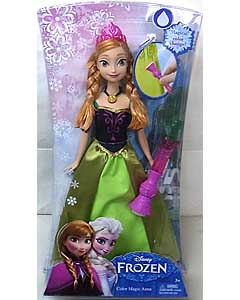 MATTEL DISNEY FROZEN COLOR MAGIC ANNA