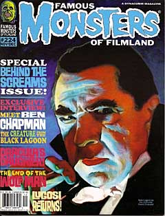FAMOUS MONSTERS OF FILMLAND #224
